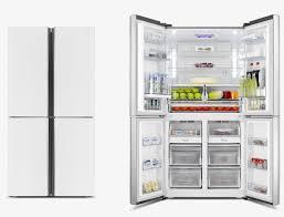 transpa fridge door hisense 695l french door refrigerator