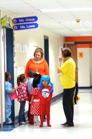 fayetteville ga pre kindergarten students at fayette elementary prepare for the annual book