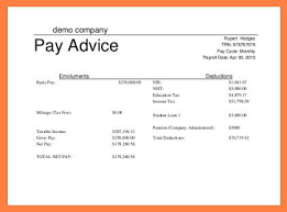 Payment Remittance Template Mesmerizing Payment Advice Format Word Zromtk