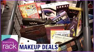 makeup deals and steals at nordstrom rack tarte lorac urban decay smashbox
