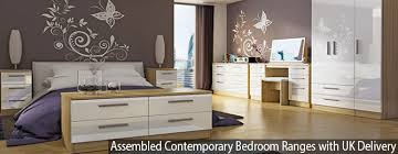 assembled bedroom furniture. contemporary bedroom furniture assembled