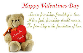 Valentine Quotes For Friends Magnificent Quotes About Valentines Day For Friends 48 Quotes