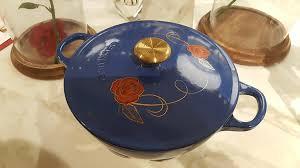 le creuset soup pot. Beauty And The Beast Soup Pot By Le Creuset. Creuset
