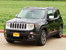 jeep 2015 renegade black. Perfect 2015 2015 Jeep Renegade Limited With Black Leather Trimmed Bucket Seats The All  New Raises The Bar For Small Suv Segment And Black 5