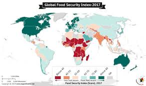 What Countries Have Highest Food Security Food Security