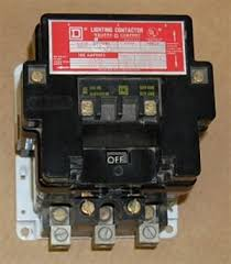 square d class 8903 lighting contactor square d class 8903 contactor for