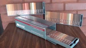 Solomon Concrete Color Chart Solomon Colors New Mortar Color Kit
