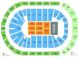 Infinite Energy Arena Seating Chart With Seat Numbers Georgia Dome Seating Map Herbalkecantikan Info
