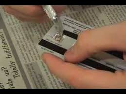 - To Tutorial Punch Rfid How News Debit Chip Cards Disable Or Credit In Video Your