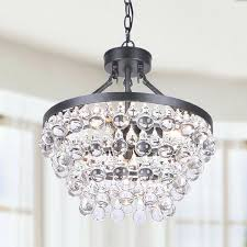 oil rubbed bronze crystal chandelier com bay 5 light oil rubbed bronze crystal within with