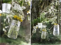 fall rustic hanging mason jars wholesale wedding flowers blog adore diy hanging mason jar
