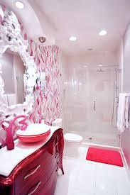 Elegant Bathroom Ideas Girl Kids Bathroom Decor With Green Wall Tiles And  With Bathroom Ideas For
