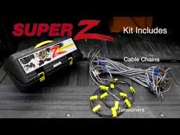 Super Z Tire Chain Size Chart Super Z
