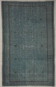 blue overdyed rug santa barbara design center 1