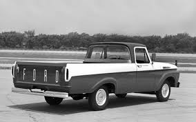 Looking Back: 1961-63 Ford F-100