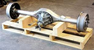 Ford 9 Inch Axles