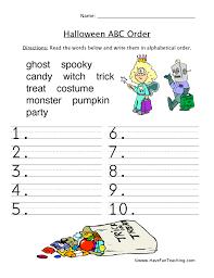 Halloween Worksheets | Have Fun Teaching