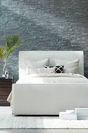The Lago Bed is designed to balance its simple, chic style with casual  relaxation and