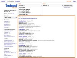 ... Posting Resume On Indeed 5 Unusual Ideas Resumes On Indeed 12 How To  Use Resume Search ...