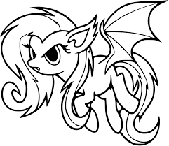 Small Picture My Little Pony Halloween Coloring Pages GetColoringPagescom