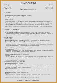 Examples Of Strong Resumes Strong Resume Examples Sample Good Resumes Examples Unique Good