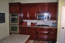 Kitchen Cabinets In Michigan Lavish Modern Small Kitchen Ideas Featuring U Shaped Elegant Red
