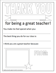 Check out our teacher appreciation printable selection for the very best in unique or custom, handmade pieces from our stickers, labels & tags shops. Fun And Easy Printables For Teacher Appreciation Week Brightly