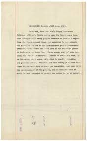 best male support of women s suffrage images resolution of the men s league for w suffrage of king s county new york calling