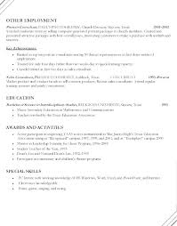 High School Teacher Resume Math Teacher Resume Example High School ...