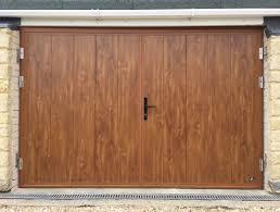ryterna shd side hinged garage door