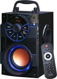 Портативная акустическая система <b>MAX MR 430</b>, черный