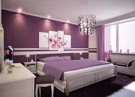 Contemporary Interior Design Bedroom Purple L Throughout Concept Ideas