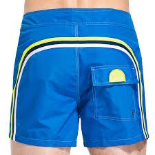 Sundek Mid Lenght Nylon Swim Shorts