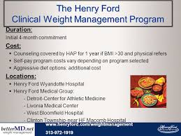 Weight watchers has released new diet programs and digital tools designed to help you lose weight in 2021. The Henry Ford Health System Healthy Weight Programs We Have The Weight Management Option For You Prevent Ppt Download