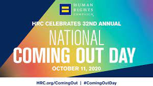 HRC Celebrates National Coming Out Day 2020 - YouTube