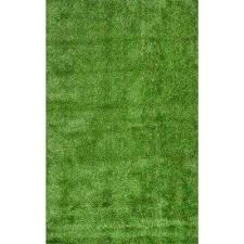 artificial grass green 7 ft x 9 ft indoor outdoor area rug