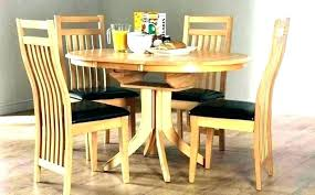 small table and 4 chair set full size of small glass chrome dining room table and