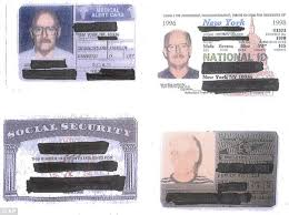 Mail Cards To James Fake Online Boss Mob 16 Evade Id For Used Bulger Daily Years Capture 'whitey'