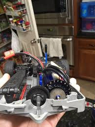 Traxxas 4 Tec 2 0 Gearing Chart Spur Gears For Ford Gt