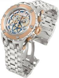 invicta mens reserve specialty subaqua swiss made eta cosc 18k rgp invicta reserve 12907 52mm specialty subaqua swiss made chronograph mens watch