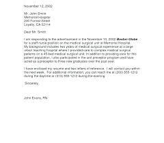 Rn Cover Letter Samples Cover Letter New Grad Nursing Cover Letter ...
