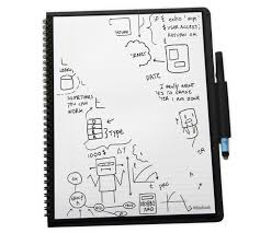 Flip Chart Paper Walmart Canada Wipebook Reusable Whiteboard Notebooks Dry Erase Flip Charts