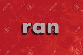 Image result for ran for word