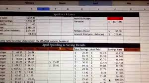 savings excel spreadsheet how to track your coupon savings with an excel spreadsheet youtube