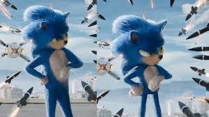 Original Sonic Design Fan Compares Movie Sonic The Hedgehogs Design With The