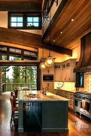 log cabin kitchen ideas house pictures s