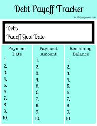 Debt Payoff Sada Margarethaydon Com