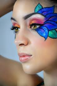 tutorial paint ideas flower makeup bodypainting best for on easy