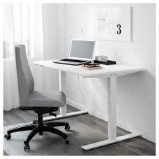adjustable standing desk ikea. Wonderful Ikea IKEA SKARSTA Desk Sitstand Adjustable Feet Make The Stand Steady Also  On Uneven Throughout Standing Desk Ikea