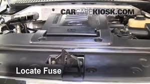 replace a fuse 2007 2016 ford expedition 2007 ford expedition replace a fuse 2007 2016 ford expedition 2007 ford expedition el xlt 5 4l v8